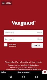 Vanguard Screenshot 1