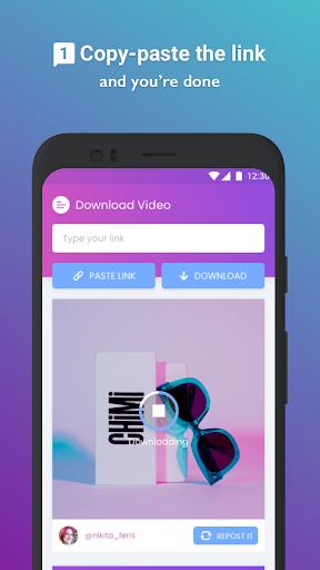 Video, Photo & Story downloader for Instagram - IG screenshot 3