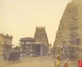 Photo: parthasarathy temple