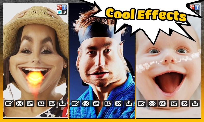 Face Warp - Photo Effect Booth (Android) reviews at Android