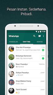 WhatsApp Messenger MOD 1