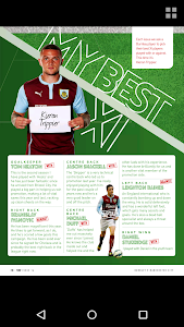 Burnley FC Programmes screenshot 5