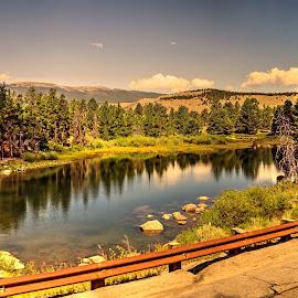 Colorado by Ron Olivier - Landscapes Waterscapes ( colorado,  )