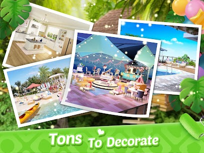 My Home Design Dreams Mod Apk (Unlimited Money + Lives) 10