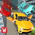 Extreme Flying Car Simulator icon