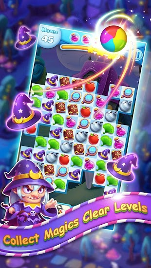 Fairy Quest - Match 3 Game- screenshot thumbnail
