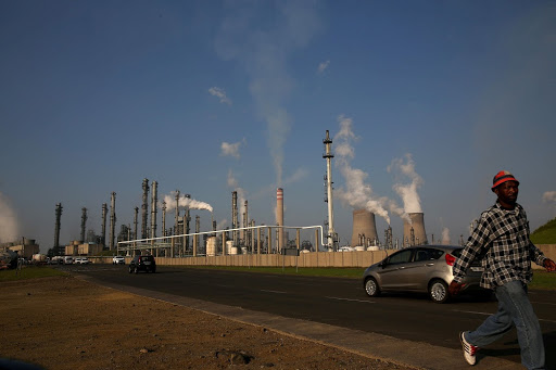 Emissions standards threaten Sasol's SA factories