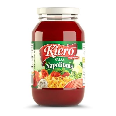 salsa kiero napolitana 500gr