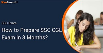 How To Prepare For SSC CGL In 3 Months
