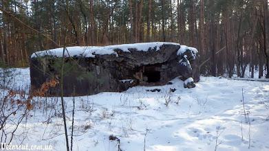 Photo: Дот 510 - взорван.