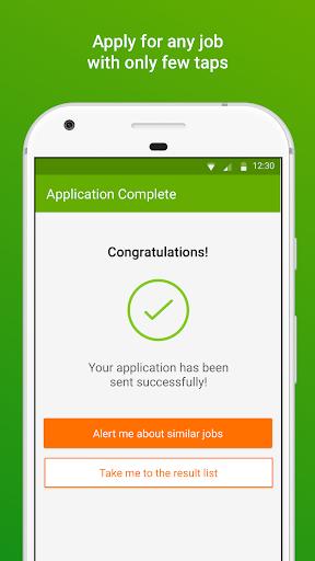 Totaljobs - UK Job Search app screenshot 5