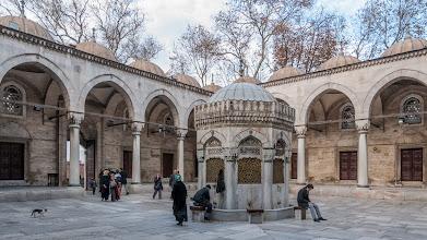 Photo: Yeni Valide Camii
