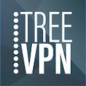 Tree VPN - Unblock websites with a Secure VPN Free icon