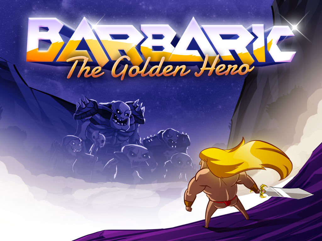 Barbaric: The Golden Hero– captură de ecran