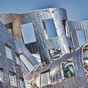 Crazy by Chris Pugh - Buildings & Architecture Architectural Detail