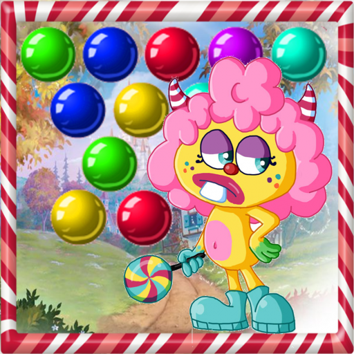 Candy Bubble Pop