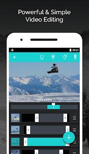 Antix - Video Editor inc GoPro - náhled