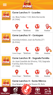 Come Lanches - náhled