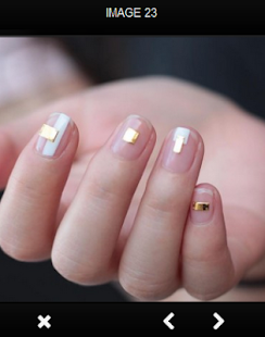 Trendy nail art designy 2017 - náhled