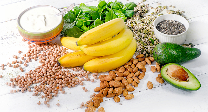 Image result for Magnesium Rich Foods