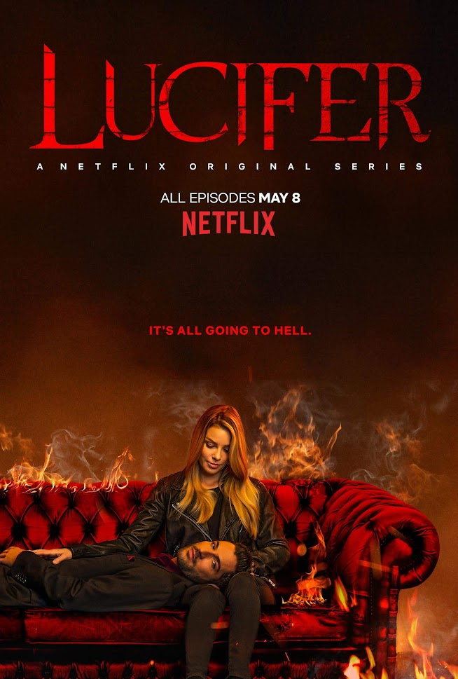 Pôster da série Lucifer