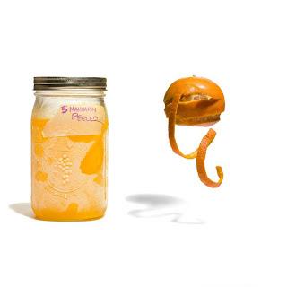 Mandarin Orange Digestif.