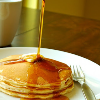Quick Diner Pancakes