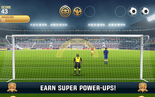 Flick Kick Goalkeeper 1.3.1 screenshots 8