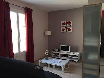 Studio meublé 24,65 m2