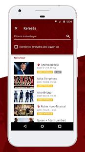 ArenApp - náhled