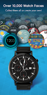 Facer Watch Faces Android Wear Screenshot 1