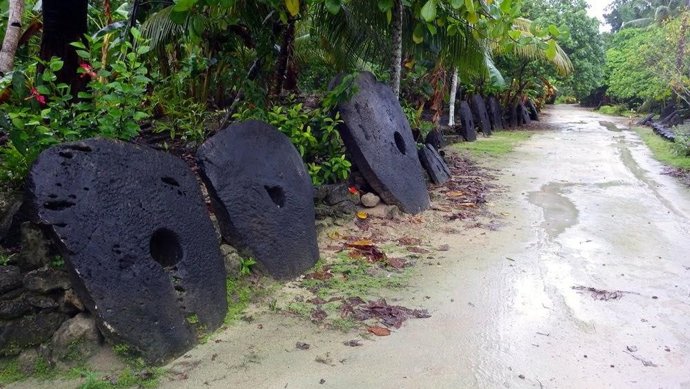 Yap, a ilha da moeda de pedra