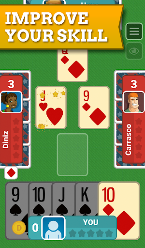 Euchre Free: Classic Card Games For Addict Players apkpoly screenshots 17
