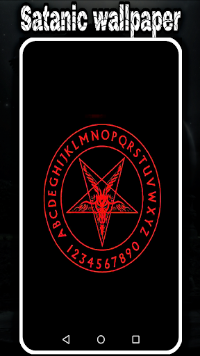 Satanic Backgrounds And Wallpaper Hd App Report On Mobile