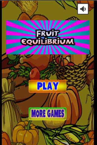 水果拼圖平衡