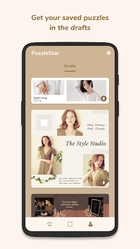 Puzzle Collage Template for Instagram - PuzzleStar 3.1.4 screenshots 8