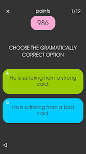 My English Grammar Test PRO Mod Apk Download For Android 2