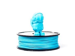 Light Blue MH Build Series ABS Filament - 3.00mm (1kg)