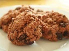 Oatmeal & Raisin Cookies Recipe