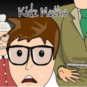 Kidz Maths - FREE Maths Quiz Game