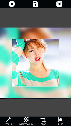 無料摄影AppのInsta Square Size - No Crop|記事Game