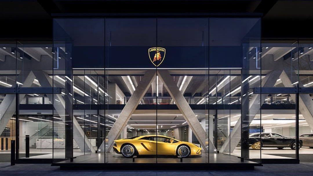 Lamborghini Auckland - Car Dealer in Grey Lynn