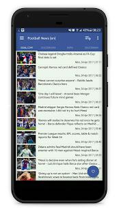 Today Football News - náhled