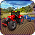 New Farming Simulator Game – Tractor Drive 2019 icon