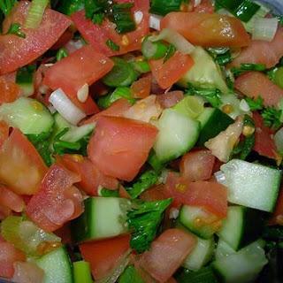 Cucumber Salsa Recipe