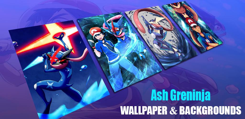 Baixar Ash Greninja Wallpaper Hd 2 0 Android Apk Com Andromo