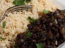 Black Beans & Rice Recipe