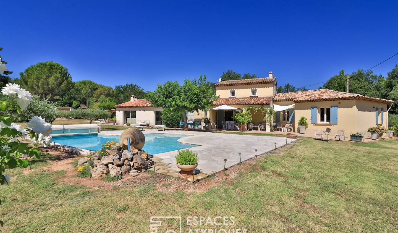 Maison avec piscine et terrasse Gonfaron