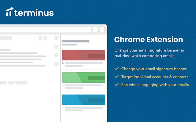 Terminus Chrome Extension
