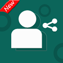 Share Contacts:Transfer Contact File icon